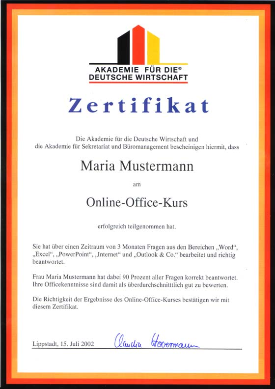 Officekurs.de - Excel, Outlook, Powerpoint, Word...